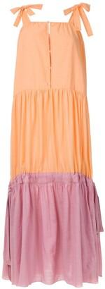 Clube Bossa Bolkan long dress