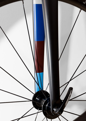 Paul Smith + Mercian - Black Pro-Lugless Bicycle