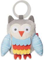 Skip Hop Treetop Friends Wise Owl Stroller Toy