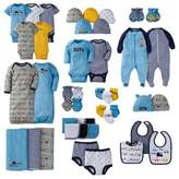 Gerber Layette Boy Car Separates Collection in Blue/Yellow