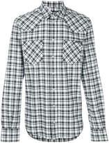 Dolce & Gabbana plaid shirt