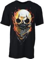 Harley-Davidson Men's T-Shirt - Turned Up | Overseas Tour LG