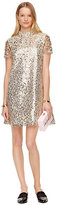 Kate Spade Embellished swing dress