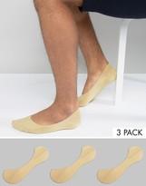 Polo Ralph Lauren 3 Pack No Show Socks