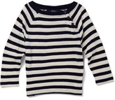 Polo Ralph Lauren Striped Cotton Boatneck Tee (8-14 Years)