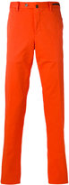 Pt01 slim-fit trousers - men - Cotton/Spandex/Elastane - 50