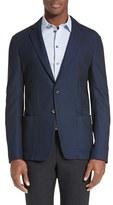 Armani Collezioni Men's Knit Sport Coat