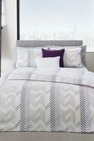 Lacoste Miami Comforter Set - Purple