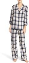 Nordstrom Women's Cotton Twill Pajamas