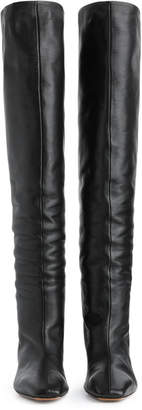 Arket Over-The-Knee Leather Boots