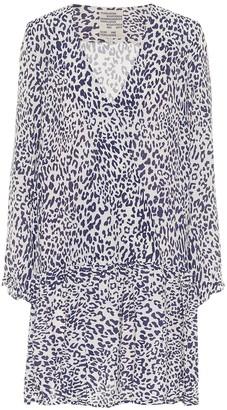 Baum und Pferdgarten Exclusive to Mytheresa Alda leopard-print minidress