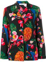 Valentino floral print pyjama top