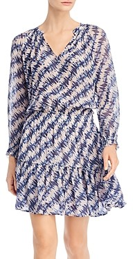 Velvet by Graham & Spencer Leah Tie-Dyed Peasant Dress
