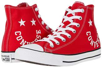 Converse Chuck Taylor All Star Smile - Hi (University Red/Black/White) Athletic Shoes