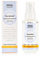Mio Skincare The ActivistTM Firming Active Body Oil 120ml