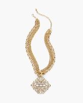 Chico's Alise Pendant Necklace