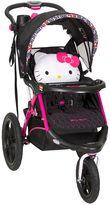Baby Trend Hello Kitty® Pin Wheel Calypso Jogger Stroller