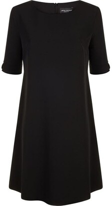 James Lakeland Short Sleeve Shift Dress