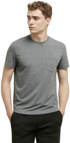 Kenneth Cole Short-Sleeve Crewneck Stretch Pima Cotton T-Shirt