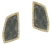 Louise et Cie Paved Earrings