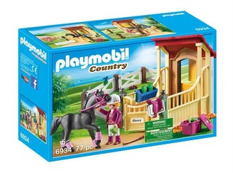 Playmobil Playset Horse and Trainer Figure