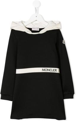 Moncler Enfant Sweatshirt Dress