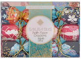Heathcote & Ivory Sakura Silks Bath Fizzer Crackers