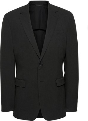 Banana Republic Slim Lightweight Suit Blazer