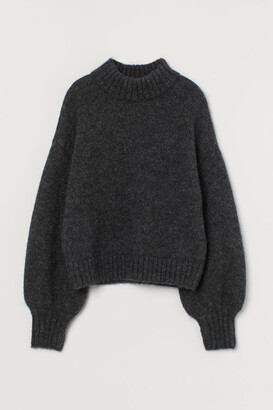 H&M Fine-knit wool-blend jumper