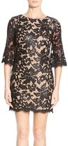 Dress the Population Women's Melody Sequin Lace Dress