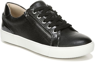 Naturalizer Sporty Oxfords with Side-Zip Detail- Macayla
