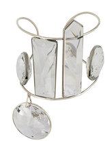 Maison Margiela crystal arm cuff
