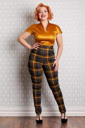 Miss Candyfloss Luca Super-High-Waist Pants