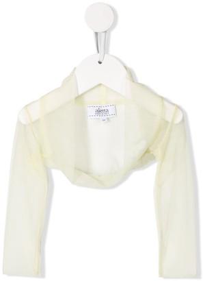 Aletta Sheer Bolero Jacket