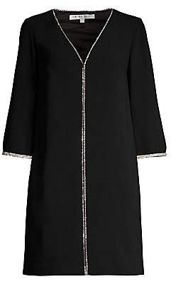 Trina Turk Women's Rhinestone Embellished Shift Dress