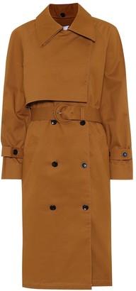 Proenza Schouler Stretch-cotton trench coat