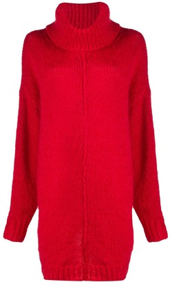 Isabel Marant Roll-Neck Long Jumper