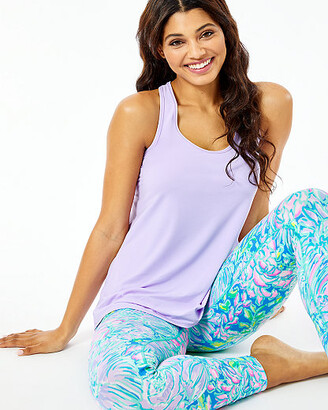 Lilly Pulitzer UPF 50+ Luxletic Tank Top
