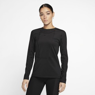 Nike Women's Long-Sleeve Top Pro Warm