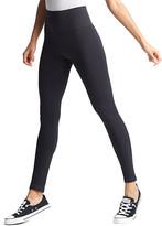 Yummie Women's Leggings Black - Black Seamless Leggings - Women