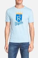 Red Jacket Men's 'Kansas City Royals - Brass Tacks' T-Shirt