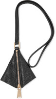 Jil Sander Leather keychain