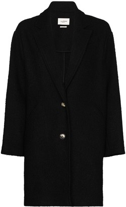 Etoile Isabel Marant Single-Breasted Tailored Coat