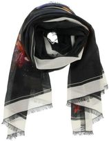 Givenchy Rottweiler Print Scarf