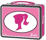 Thermos Metal Lunch Kit - Barbie (Pink)