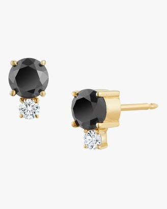 Jemma Wynne Prive Diamond Stud Earrings