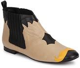 Karine Arabian JESSE Beige black sole