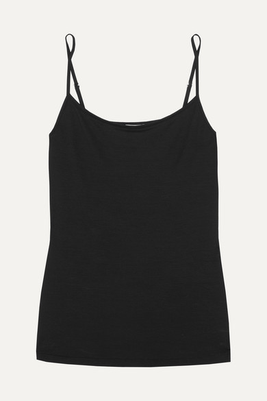 Thumbnail for your product : Hanro Soft Touch Stretch-modal Camisole - Black