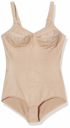 Triumph Women's Doreen + Cotton 01 Bs Shaping Bodysuit