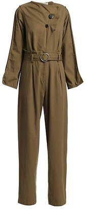 Sea Scout Utility Belted Jumpsuit